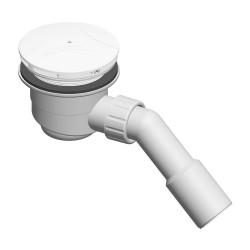 Sifon pentru cădiţă duş cu grilaj ø 115 mm