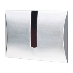 IR cu dispozitiv de activare din oţel inoxidabil Celestine pentru rezervor de toaletă, 230 V