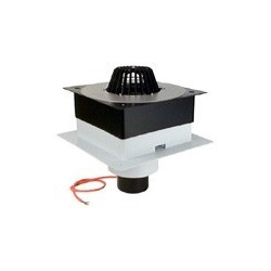 Receptor de acoperiş DrainBox DN110