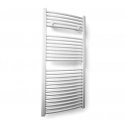Radiator de baie alb, simplu, drept , marimi diferite